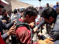 امدادرسانی آتش نشانی نجف آباد در شهر مجاور