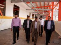 بازدید از کشتارگاه صنعتی نجف آباد