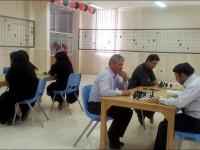 مسابقات شطرنج پرسنلی