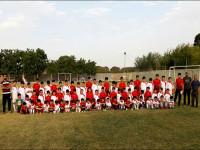 مدرسه فوتبال باشگاه ورزشی شهرداری نجف آباد