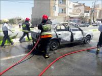 باز هم ال پی جی ، باز هم انفجار و آتش سوزی / آتش سوزی در کارگاه بسته بندی عسل