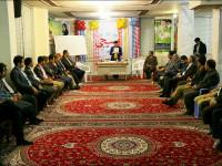 جلسه مدیریت بسیج مهندسین شهرستان نجف آباد برگزار شد