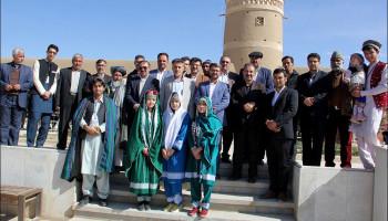 دیدار  و بازدید مدیرکل میراث فرهنگی، صنایعدستی و گردشگری استان اصفهان