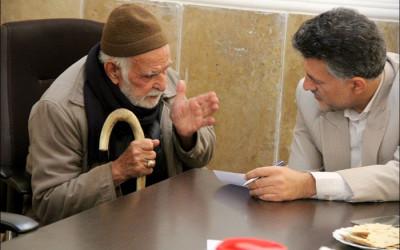 دیدار مردمی منطقه چهار /  دوم دیماه