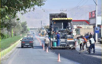 پروژه های در حال انجام شهرداری نجف آباد