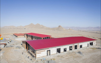 کلیپ پروژه کشتارگاه صنعتی نجف آباد
