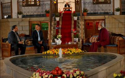 پخش زنده برنامه هشت بهشت از نجف آباد / 20 آذرماه