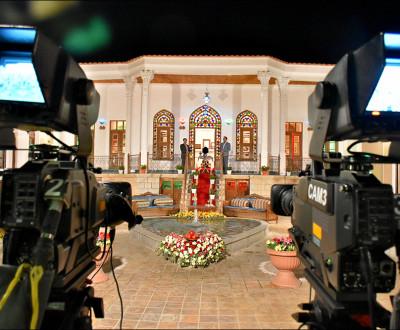 پخش زنده برنامه هشت بهشت از نجف آباد /19 آذرماه